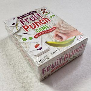 Fruit Punch Squeaky Banana Party Card Game New Box